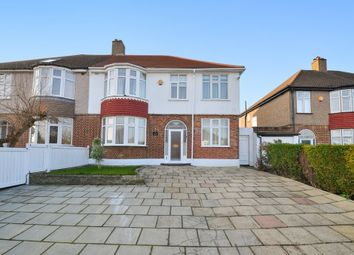 Thumbnail 4 bed semi-detached house for sale in Chapel Farm Road, London