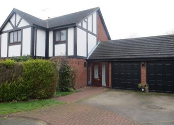 Thumbnail 4 bed detached house to rent in Churchfields, Tickton, Beverley