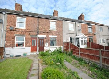 Thumbnail 2 bed terraced house for sale in Morton Road, Pilsley, Chesterfield