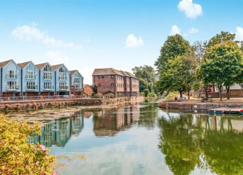 Thumbnail 4 bedroom town house for sale in Canal Wharf, Chichester
