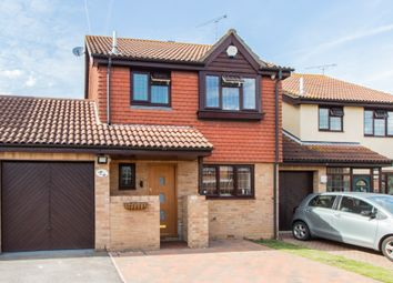 Thumbnail 3 bed link-detached house for sale in Rochford Close, Wickford