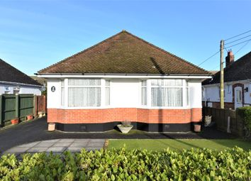Thumbnail Detached bungalow for sale in Newlands Road, New Milton