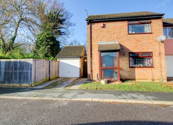 Thumbnail 2 bedroom end terrace house for sale in Lavenham Road, Ipswich