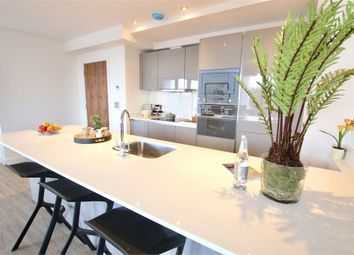 Thumbnail 2 bed flat for sale in Wycliffe House, Cranbrook Road, Ilford, Essex