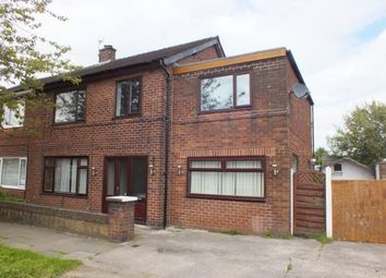 Thumbnail 4 bed semi-detached house for sale in George Street, Leyland, Lancashire