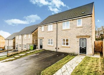 Thumbnail 2 bed semi-detached house for sale in Dryden Way, Huddersfield, West Yorkshire