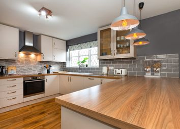 Thumbnail 4 bed detached house for sale in Haycraft Close, Huntingdonshire