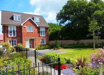 Thumbnail 5 bed detached house for sale in Pearce Way, Bishopdown, Salisbury