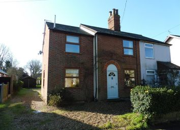 Thumbnail 3 bed semi-detached house to rent in St. Georges Road, Beccles