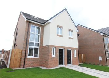 Thumbnail 4 bed semi-detached house to rent in Wellington Street, Westhoughton, Bolton