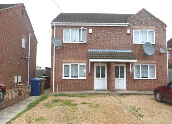 Thumbnail 2 bed property to rent in Myles Way, Wisbech