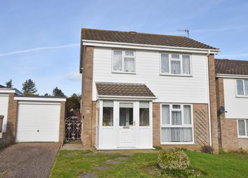 Thumbnail 3 bedroom detached house for sale in Greenfield Close, Cromer