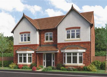 "Thumbnail 5 bed detached house for sale in ""Kedleston"" at Jawbone Lane, Melbourne, Derby"