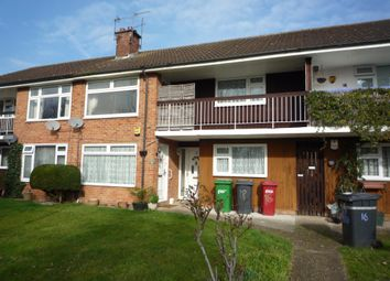 Thumbnail 2 bed maisonette for sale in Newton Close, Langley, Slough