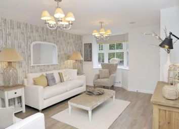 "Thumbnail 3 bedroom semi-detached house for sale in ""Kennett"" at Birmingham Road, Bromsgrove"