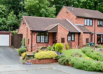 Thumbnail 2 bed terraced bungalow for sale in Avonbank Close, Walkwood, Redditch