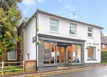 Thumbnail 3 bedroom flat to rent in High Street, Oxted, Surrey