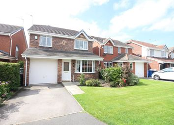 Thumbnail 4 bed detached house for sale in Newman Grove, Thornton-Cleveleys