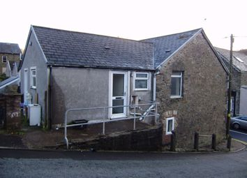 Thumbnail 3 bed flat to rent in Commercial Street, Nantymoel, Bridgend, Mid Glamorgan