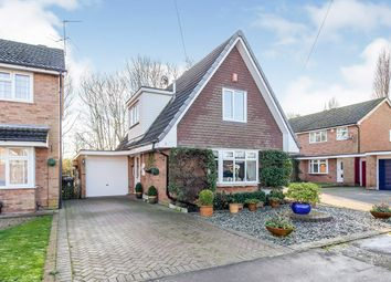 Thumbnail 2 bed detached house for sale in Wentworth Close, Hinckley, Leicestershire