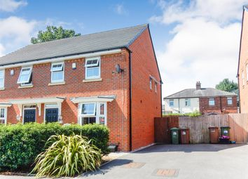 Thumbnail 3 bed semi-detached house for sale in Cedar Gardens, Newton-Le-Willows