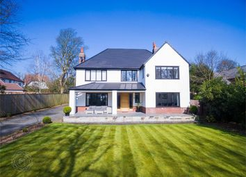 Thumbnail 5 bedroom detached house for sale in Victoria Road, Heaton, Bolton, Lancashire