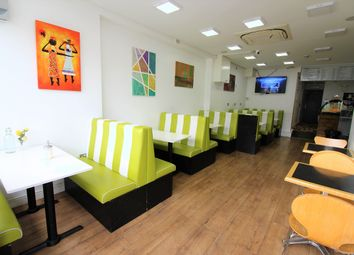 Thumbnail Restaurant/cafe to let in Romford Road, Manor Park