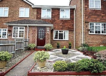 Thumbnail 3 bed terraced house for sale in Lombardy Close, Gillingham