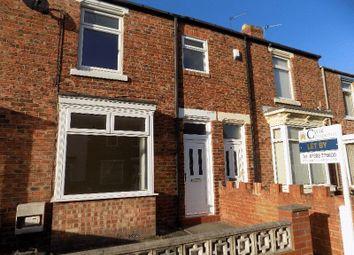 Thumbnail 3 bedroom terraced house to rent in Alexander Street, Shildon