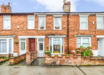 Thumbnail 2 bed terraced house for sale in Burton Road, Lincoln