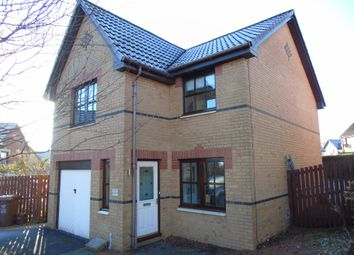 Thumbnail 3 bedroom detached house for sale in Belleisle Drive, Carrickstone, Cumbernauld