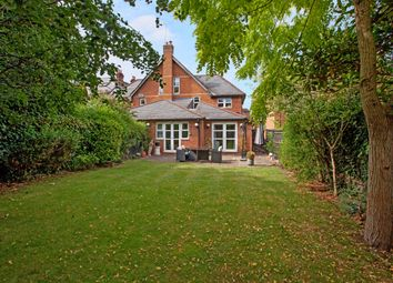 Thumbnail 4 bed semi-detached house to rent in The Crescent, Maidenhead