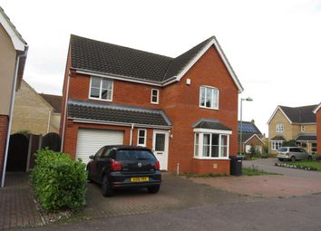 Thumbnail 4 bed property to rent in Guildhall Road, Worlingham, Beccles