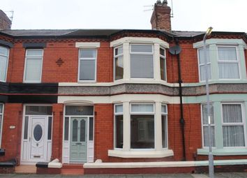 Thumbnail 4 bed terraced house for sale in Lumley Street, Liverpool, Merseyside
