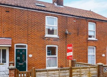 Thumbnail 4 bed terraced house for sale in York Road, Stalham, Norwich
