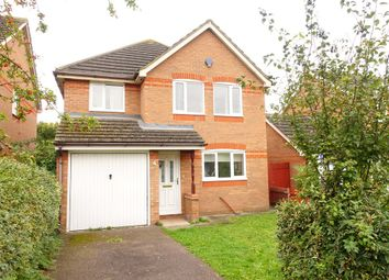 Thumbnail 4 bed detached house to rent in The Oval, Oldbrook, Milton Keynes