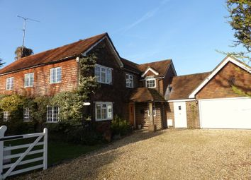 Thumbnail 5 bed detached house to rent in Ellens Green, Rudgwick, Horsham