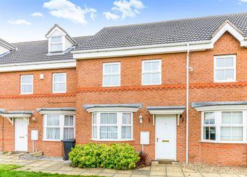 Thumbnail 3 bedroom terraced house for sale in Abbey Fields, Elstow, Bedford