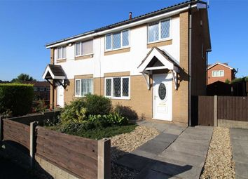 Thumbnail 3 bedroom semi-detached house for sale in Holme Slack Lane, Fulwood, Preston