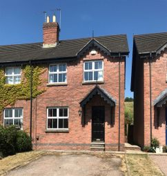 Thumbnail 3 bed semi-detached house to rent in Edenderry Cottages, Belfast