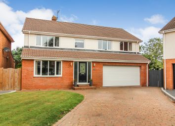 Thumbnail 4 bed detached house for sale in Coatham Drive, Hartlepool