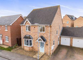Thumbnail 4 bed detached house for sale in Cavendish Way, Grantham