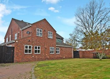 Thumbnail 4 bed semi-detached house for sale in High Street, South Elmsall, Pontefract