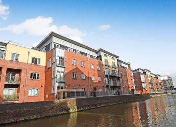 Thumbnail 2 bed flat for sale in Shot Tower Close, Chester