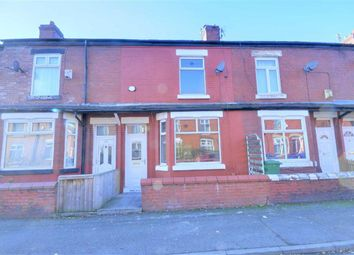 Thumbnail 2 bed terraced house for sale in Brook Avenue, Levenshulme, Manchester