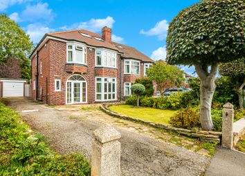 Thumbnail 4 bed semi-detached house for sale in Millhouses Lane, Sheffield
