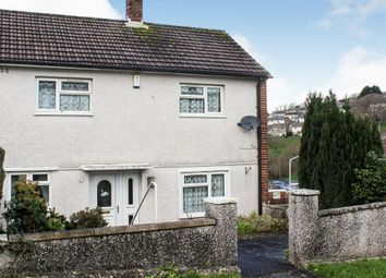 2 bed end terrace house for sale in Copleston Road, Plymouth PL6