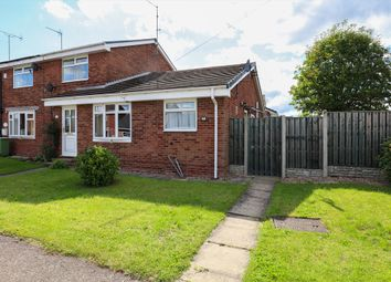 Thumbnail 2 bed semi-detached bungalow for sale in Kestrel Drive, Eckington, Sheffield