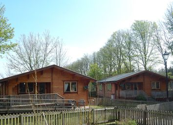 Thumbnail 2 bed lodge for sale in Slighhouses, Duns
