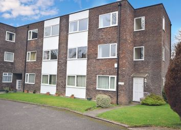 Thumbnail 2 bed flat for sale in Danefield Court, Wilmslow Road, Heald Green, Cheadle